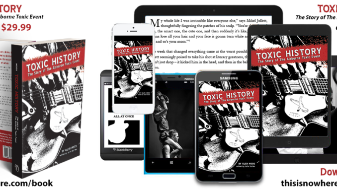 Toxic History Book Release