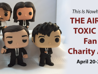 The Airborne Toxic Event Charity Auction
