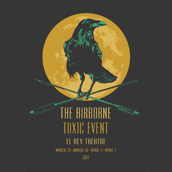 The Airborne Toxic Event El Rey Residency