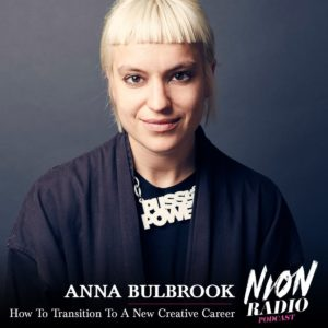 Anna Bulbrook on NION Radio
