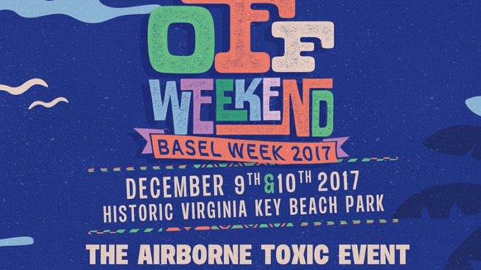 The Airborne Toxic Event - Off Weekend Festival